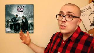 """Bad Meets Evil- Hell: The Sequel EP REVIEW (Eminem & Royce Da 5'9"""")"""