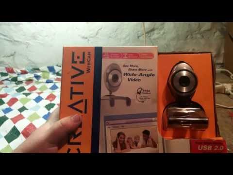 creative webcam vf-0040 software