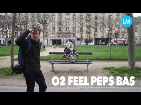 Vélos O2Feel PEPS : tellement pliants !