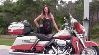 5. Used 2009 Harley Davidson CVO Ultra Motorcycles for sale in Milton FL