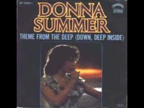 Donna Summer - Down Deep Inside (Theme From The Deep) lyrics