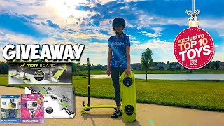 Huge GIVEAWAY Morfboard, HD Skyviper Drone, HD Action Cameras | BJ's Wholesale Club