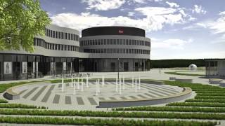 Wetzlar Germany  City new picture : Leitz Park: Leica Camera AG headquarters in Wetzlar, Germany