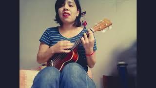 Sería más fácil - Carlos Rivera (ukulele cover)