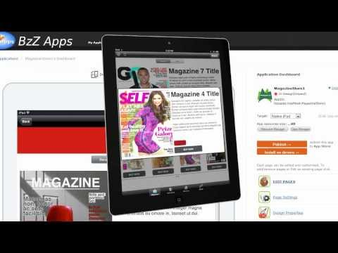 Publishing an iPad Magazine App to Apple's NewsStand – part 2