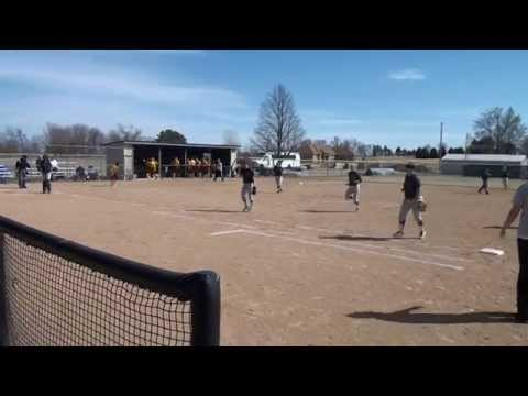 Video Highlights: Softball vs. Indian Hills (3/30/2015)