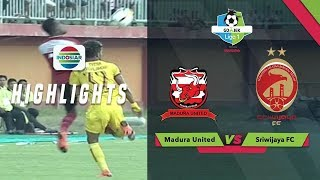 Video Madura United (3) vs Sriwijaya FC (0) - Full Highlight | Go-Jek Liga 1 Bersama BukaLapak MP3, 3GP, MP4, WEBM, AVI, FLV Mei 2018