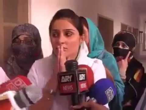 Pakistani Nurses Protest