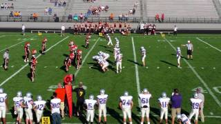 Three Rivers (MI) United States  City pictures : Chase Ludwig #35 - 51 yd Touchdown - Three Rivers MI Freshman - 2016