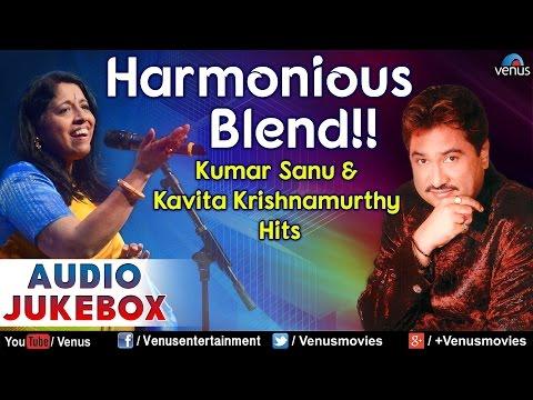 Video Harmonious Blend !! - Kumar Sanu & Kavita Krishnamurthy Hits   90's Bollywood Romantic Songs download in MP3, 3GP, MP4, WEBM, AVI, FLV January 2017