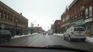 Owen Sound (ON) Canada  City new picture : Driving Around Owen Sound - Ontario Canada