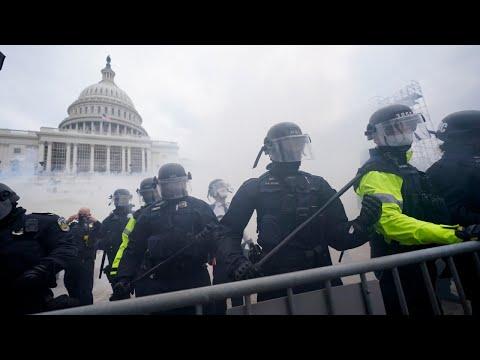 Pro-Trump rioters storm U.S. Capitol | FULL live coverage