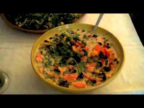 Twist & Sprout's Tasty Thai Spice Dinner in Dunkeld