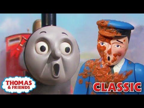 The Trouble with Mud | Thomas & Friends UK | Kids Cartoon | Full Episode | Season 3