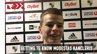 Getting to Know: Modestas Kancleris (ANGT Kaunas)