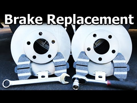 How To Replace Brake Pads And Rotors (COMPLETE Guide)