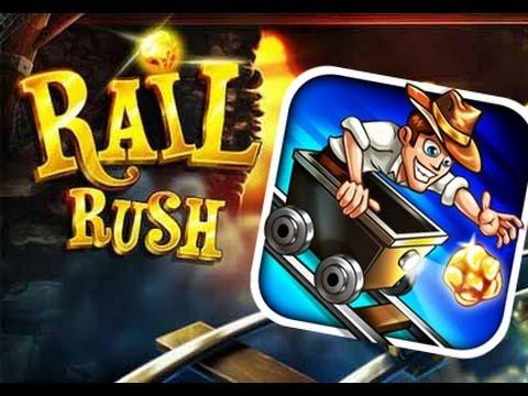 rail rush android crack