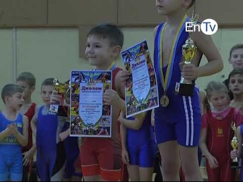 В Энергодаре состоялся Национальный турнир по вольной борьбе памяти Сергея Логинова