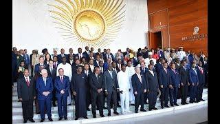 رسائل الرئيس السيسي في يوم أفريقيا