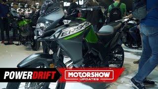 2. 2019 Kawasaki Versys X 300 : Proper entry-level Adv : EICMA 2018 : PowerDrift