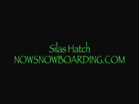 Training for the 2014 Olympics with Silas Hatch