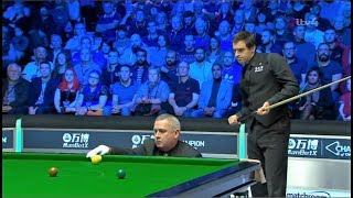 Video O'Sullivan v Wilson Final F10 2018 Champion of Champions MP3, 3GP, MP4, WEBM, AVI, FLV April 2019