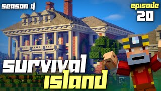Minecraft: Survival Island - Season 4 (Episode 20 - A Break from City Life)