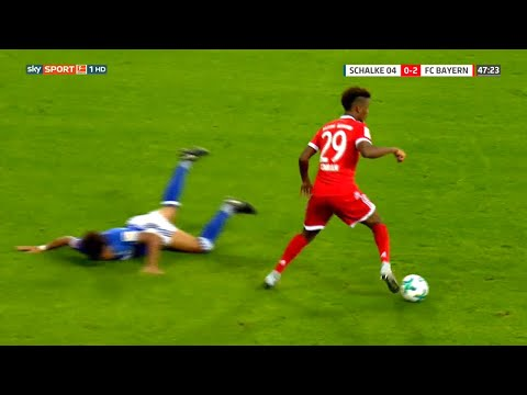 50+ Players Humiliated by Kingsley Coman ᴴᴰ
