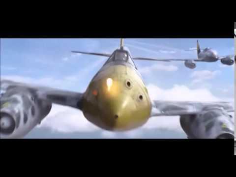 Red Tails: P-51 Mustang vs Messerschmitt Me 262