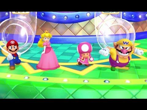 Mario Party 10 - Minigame Tournament