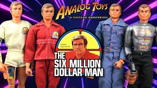 Video History of Six Million Dollar Man Toys: Vintage Kenner Action Figure Collection / Review MP3, 3GP, MP4, WEBM, AVI, FLV Maret 2018