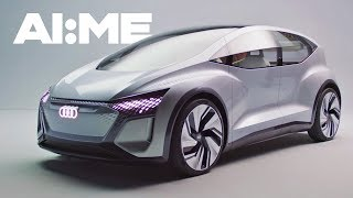 Audi AI:ME Concept: Like It Or Not, This Might Be The Future | Carfection by Carfection
