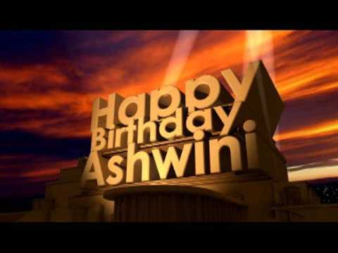 Video Happy Birthday Ashwini download in MP3, 3GP, MP4, WEBM, AVI, FLV January 2017