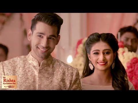 Naksh & Keerthi WEDDING in Yeh Rishta Kya Kehlata