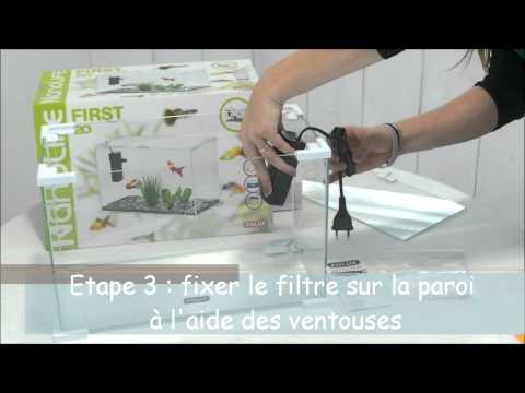 Aquarium complet NanoLife First 24 Blanc Zolux