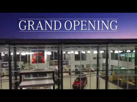Mercedes Benz of Stockton Celebrates New Showroom with Grand Opening!