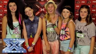 Yes, We Made It! Paradise - THE X FACTOR USA 2013