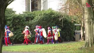 Sinterklaas op Soestdijk