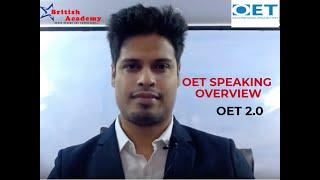 Video OET 2.0 SPEAKING OVERVIEW BY BRITISH ACADEMY MUMBAI (Mr Leslie Mendonca) MP3, 3GP, MP4, WEBM, AVI, FLV Maret 2019
