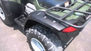 7. 2007 Honda TRX400FA Rancher Automatic