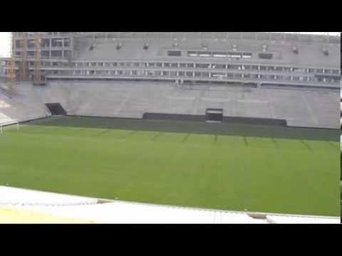 Arena Corinthians em 19 de outubro de 2013