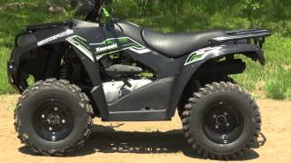 7. 2015 Kawasaki Brute Force 300 Test