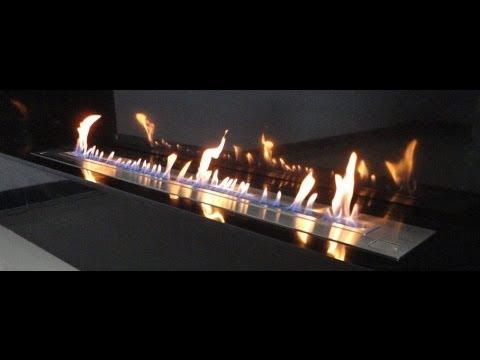 design kamine video afire luxus kamin fen bio brenner. Black Bedroom Furniture Sets. Home Design Ideas