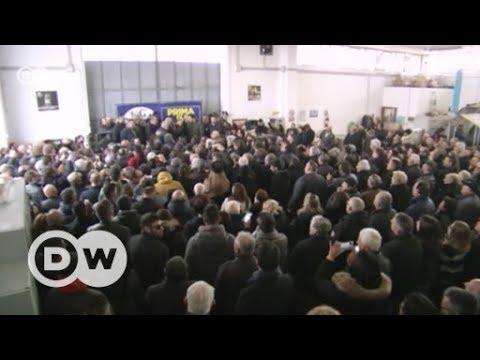 Italien: Populisten auf dem Vormarsch | DW Deutsch