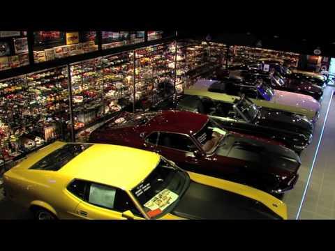 The Mustang Garage FR
