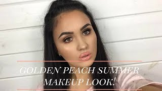 OPEN ME!:)Hey gorgeous people! todays video is my first summer makeup look of 2017 and todays look is a glowing golden peach makeup look perfect for this time of year! if you enjoyed this video please like, comment, share and subscribe to my channel if you are not already! thank you so much for all your support and I will see you all next Friday at 8pm in my next video!xoFOLLOW ME!-INSTAGRAM- abicrane_SNAPCHAT- abicraneeTWITTER- abicrane_PARTNERSHIPS/ PR PARCELS ETC CONTACT-abigail.tamsin@gmail.comCHECK OUT MY PREVIOUS VIDEO HERE-https://www.youtube.com/watch?v=xbBK5_Mir4QSIGMA BRUSHES LINK (use code 'ABIGAILTAMSIN' at checkout for 10% off!) FREE U.S SHIPPING ON ORDERS $50+FREE INTERNATIONAL SHIPPING ON ORDERS $150+http://sigma-beauty.7eer.net/c/340150/146780/2835SHOP MY SIGMA FAVES HERE!-https://www.sigmabeauty.com/c/1634BRUSHES/ SIGMA PRODUCTS USED IN THIS VIDEO- (use code 'ABIGAILTAMSIN' at checkout for 10% off!)E40 TAPERED BLENDING BRUSH-http://sigma-beauty.7eer.net/c/340150/146780/2835?u=http://www.sigmabeauty.com/e40-tapered-blending/p/E40PARNTSIGMA F80 FLAT TOP KABUKI-http://sigma-beauty.7eer.net/c/340150/146780/2835?u=http://www.sigmabeauty.com/f80-flatkabuki/p/F80PARNTSIGMA TAPERED HGIHLIGHTER F35-http://sigma-beauty.7eer.net/c/340150/146780/2835?u=http://www.sigmabeauty.com/f35-tapered-highlighter/p/F35PARNTSIGMA PENCIL E30-http://sigma-beauty.7eer.net/c/340150/146780/2835?u=http://www.sigmabeauty.com/e30-pencil/p/E30PARNTSIGMA EYE BUNNY BRUSH SET-https://www.sigmabeauty.com/bunny-eye-brush-set/p/EK002SIGMA HIGH CHEEKBONE HIGHLIGHTER F03-http://sigma-beauty.7eer.net/c/340150/146780/2835?u=http://www.sigmabeauty.com/f03-high-cheekbone-highlighter/p/F03SIGMA DUO FIBRE BLUSH BRUSH F15-http://sigma-beauty.7eer.net/c/340150/146780/2835?u=http://www.sigmabeauty.com/f15-duo-fibre-powderblush/p/F15PARNTSIGMA LARGE DUO FIBRE F10 BRUSH (BRONZER)-http://sigma-beauty.7eer.net/c/340150/146780/2835?u=http://www.sigmabeauty.com/f50-duo-fibre/p/F50PARNTSIGMA E55 LARGE SHADING BRUSH-http://sigma-beauty.7eer.net/c/340150/146780/2835?u=http://www.sigmabeauty.com/e55-eye-shading/p/E55PARNTSIGMA F70 SMALL CONCEALER BRUSH-http://sigma-beauty.7eer.net/c/340150/146780/2835?u=http://www.sigmabeauty.com/f70-concealer/p/F70PARNTSIGMA 3DHD PRECISION BRUSH-http://sigma-beauty.7eer.net/c/340150/146780/2835?u=http://www.sigmabeauty.com/3dhd-precision/p/3DPSIGMA EYESHADOW PRIMER BASE-http://sigma-beauty.7eer.net/c/340150/146780/2835?u=http://www.sigmabeauty.com/eye-shadow-primer/p/ESB022SIGMA INNER RIM BRIGHTENER-http://sigma-beauty.7eer.net/c/340150/146780/2835?u=http://www.sigmabeauty.com/inner-rim-brightener/p/PARNTIRBSIGMA 3DHD BLENDER SPONGE-https://www.sigmabeauty.com/3dhd-blender/p/3DBThanks for much for watching! love and hugs xo THIS VIDEO IS NOT SPONSORED :)DISCLAIMER- All opinions are 100% honest and my own, I only talk about products I love. Some links above are affiliate links!