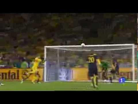 Eurocopa 2012: Shevchenko - El 7 de Ucrania