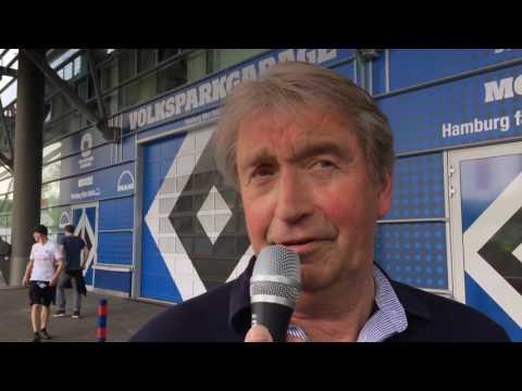 Rettung des Hamburger SV: Ex-HSV-Spieler Klaus Fock