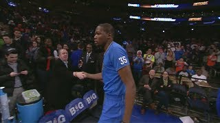 Kevin Durant Full Highlights at Knicks (2013.12.25) - 29 Pts, 7 Reb, 6 Assists