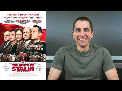 Angelo Reviews The Death Of Stalin